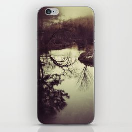 Liquid Curves iPhone Skin