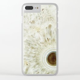 Specimen I Clear iPhone Case