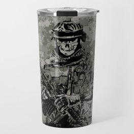 Soldier Travel Mug