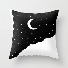Mayday Throw Pillow