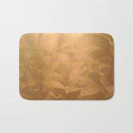 Brushed Copper Metallic - Beautiful - Rustic Glam - Fancy Faux Finishes - Metallic Paint Bath Mat