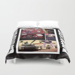 Cathair Apocalypse 01-08 Duvet Cover