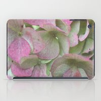 vintage flowers iPad Cases featuring Vintage Flowers by Caroline Benzies Photography