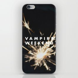 Vampire Weekend iPhone Skin