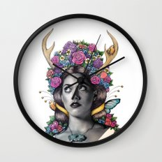 Untitled I Wall Clock