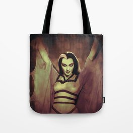 Lily Uncensored Tote Bag