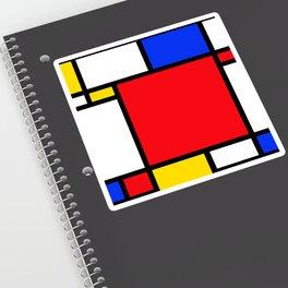 Piet Pattern Sticker