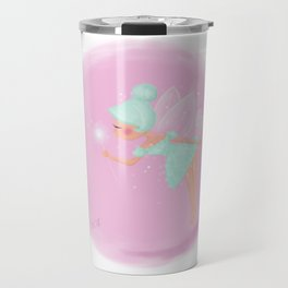 Mint Fairy Travel Mug