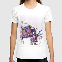 20160619 Kluang Backlane T-shirt