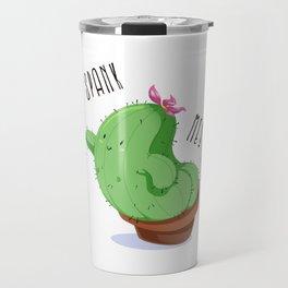 Spank Me! Travel Mug