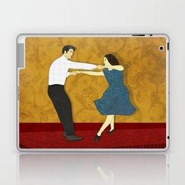 Swing Dance Laptop & iPad Skin