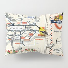 You Like This in London Pillow Sham