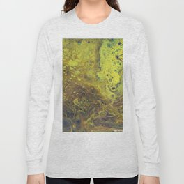 swampy water Long Sleeve T-shirt