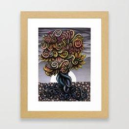 The Tree of Life II Framed Art Print