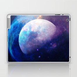 Galaxy Moon Space Laptop & iPad Skin