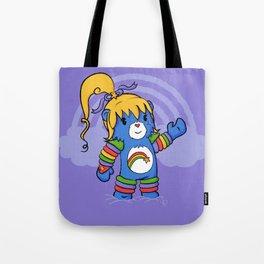 Rainbow Bearite Tote Bag
