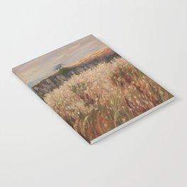 Wild coast of Croisic Notebook