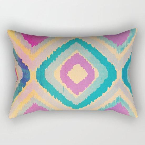 URBAN IKAT Rectangular Pillow