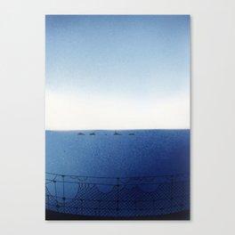 Lands End Rope Bridge Canvas Print