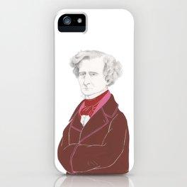 Hector Berlioz iPhone Case