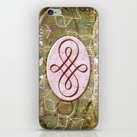 karen hallion iPhone & iPod Skins featuring Karen (#TheAccessoriesSeries) by Wayne Edson Bryan