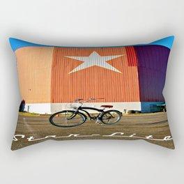 Nostalgic view Rectangular Pillow