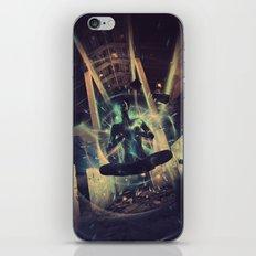 Power Trip iPhone & iPod Skin