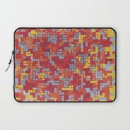 Lava Blocks Laptop Sleeve