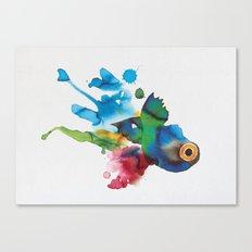 COLORFUL FISH 2 Canvas Print