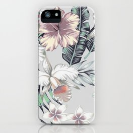 TROPICAL BEAUTY iPhone Case