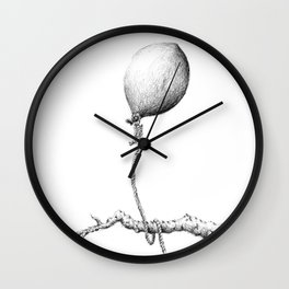 hope floats Wall Clock