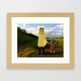 Oita River II Framed Art Print