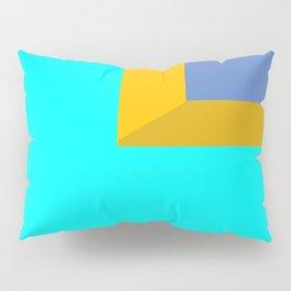 Ocean View #minimal #art #buyart Pillow Sham