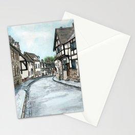 Mill Street North, Warwick U.K. Stationery Cards