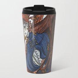 Wirt in the Edelwoods Travel Mug