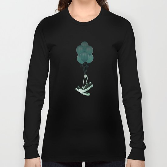 Up Cycleing Long Sleeve T-shirt