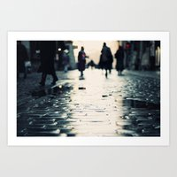 shopping Art Prints featuring Shopping by Erik Witsoe Photography
