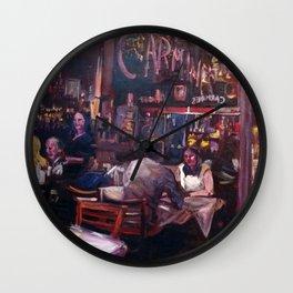I am the Waterboy Wall Clock