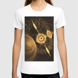 Golden Clock T-shirt
