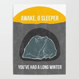 Awake O Sleeper Poster