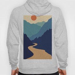 Mountains & River II Hoody