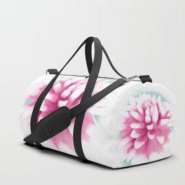 Big Dahlia Duffle Bag
