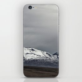 Standing strong iPhone Skin