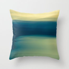 The Moment Before Twilight Throw Pillow
