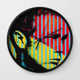 Idols - James B Dean Wall Clock