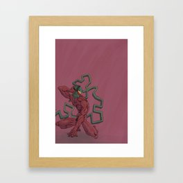Simulator 1 Framed Art Print
