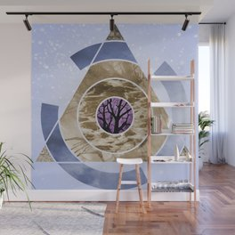 In With Nature Wall Mural