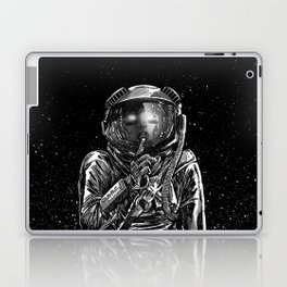 The Secrets of Space Laptop & iPad Skin