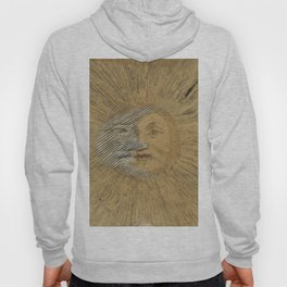 Sun and Moon Together Hoody