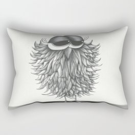 Ester the Owl Rectangular Pillow